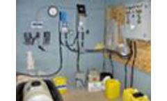 Water Treatment Plant Monitoring Service