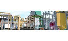 Loftsome Bridge Water Treatment Works, East Yorkshire U.K.: WTW Ozone Plant