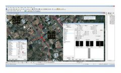 Bentley Coax - Network Design and GIS Software