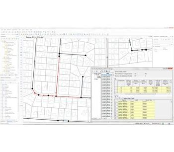 Water Distribution Modeling and Analysis Software-1