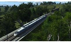 OpenRail Designer - Civil Design Software for Rail Networks