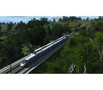 OpenRail Designer - Civil Design Software for Rail Networks
