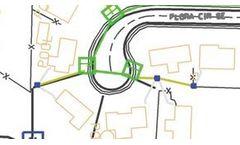 Bentley OpenUtilities Map - Utility Network GIS Software
