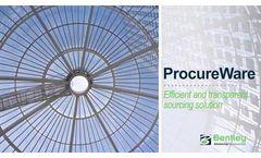 ProcureWare - Bid Management Software