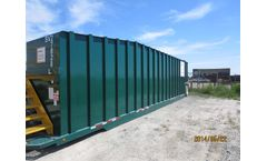 Liquid Storage Tanks for Oilfield