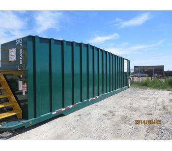 Liquid Storage Tanks for Oilfield - Oil, Gas & Refineries