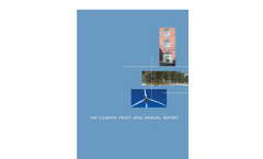 The Climate Trust 2002 Annual Report