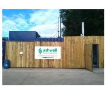 Ashwell Biomass - Bio Heat Cabins