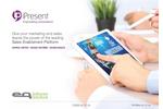 iPresent - Sales Enablement Platform Software Brochure