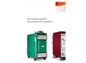 Super Gasification Log Boilers - Brochure