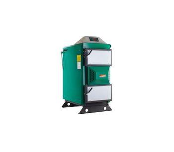Angus - Super Gasification Log Boilers