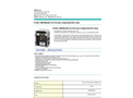 ProAir-2200 Compact Compressed Airline Monitor - Brochure