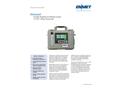 ENMET AirGuard - Model 15 CFM - Portable Breathing Air Filtration System - Brochure