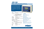 ENMET - Model CP-10 - Hazardous Gas Detection Controller - Brochure