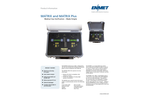 ENMET - Model MATRIX and MATRIX-PLUS - Portable Gas Detector - Brochure