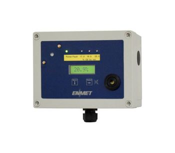 ENMET - Model AM-5175 - Fixed Gas Detection System