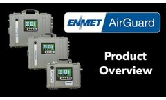 ENMET`s AirGuard Product Overview - Video