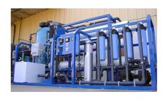 Commercial Water Conditioning System