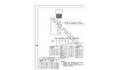 Inyo - Multi-Orifice Threaded Injection Quills Data Sheet