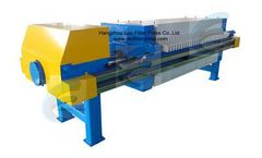LEO - Concentrate Dewatering Processing Filter Press