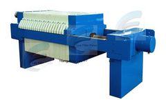 LEO - Various Capacity Hydraulic Filter Press