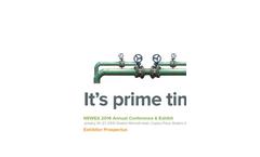 NEWEA Annual Conference & Exhibit 2016 Brochure