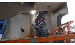 Industrial Welding Shop Services
