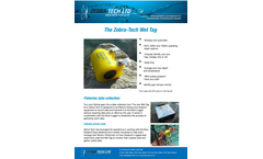 Zebra-Tech Wet Tag - Data Collection for Fisheries - Datasheet