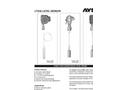 Aysix - LTX40 Series - Capacitance Level Probe Transmitter Datasheet