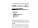 Aysix - LSA01 Series - Capacitance Level Switch Single Point Detection User Manual