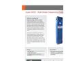 Aysix - WDS - Bulk Water Dispensing System Datasheet