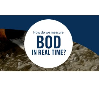 How BOD is Measured in Real Time