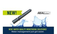 Real Tech Inc. Expands Its Multiple UV LED Line of Real-Time Water Quality Monitoring Solutions