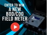 BOD/COD Portable Field Meter Giveaway from Real Tech