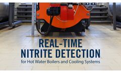 Real-Time Nitrite Detection for Hot Water and Cooling Systems