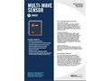 Real Multi-Wave Sensor Specification Sheet - Multiple Parameter Water Quality Monitoring