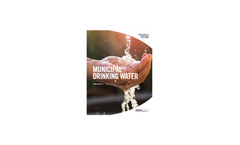 Municipal Drinking Water Monitoring Applications Brochure