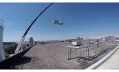 Air Clear Catalytic Oxidizer Installation - Video