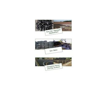 Products from Used Tyres