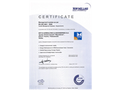 Certificate of Quality Management System Brochure
