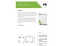 Genius - Model SQ 24 - Nitrogen for Single Quad LC-MS - Datasheet