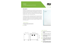 Halo - Nitrogen Generator for MP-AES - Datasheet