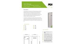 NG Range Ultra High Purity Nitrogen Generator - Datasheet