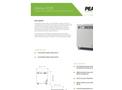 Genius - Model 1025 - Nitrogen & Air Generator for PerkinElmer Instruments - Datasheet