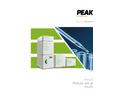 Precision Series Modular Gas Generation Solution for GC - Brochure