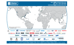 Mackay Marine Global Line Card and Locations