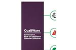QualiWare  - Governance, Risk & Compliance Standard Solution - Brochure