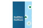 Healthcare & Life Sciences Organizations Software - Brochure