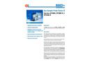 CEM - Model Series SP - Gas Sample Probe - Datasheet