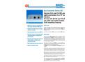 CEM - Model Series CG - Gas Converter System - Datasheet